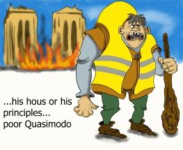 Quasimodo - Notre damI